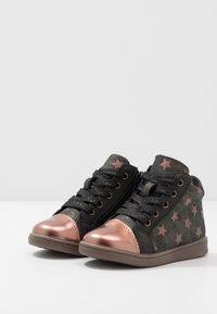 Friboo - Sneakers hoog - black - 3