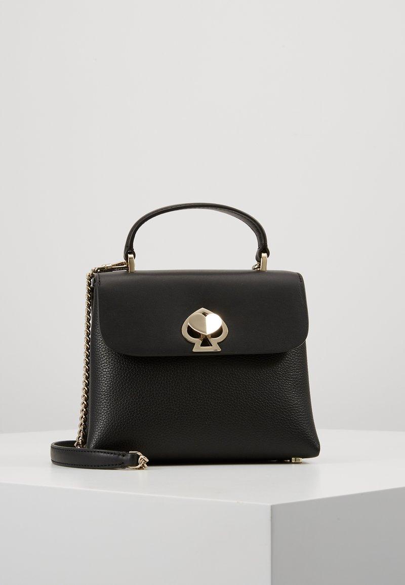 kate spade new york - MINI TOP HANDLE - Handbag - black