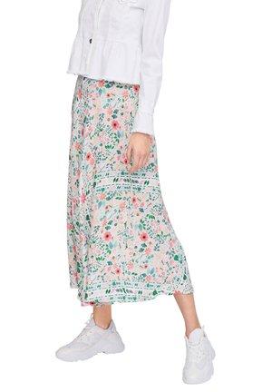 A-line skirt - rose (70)
