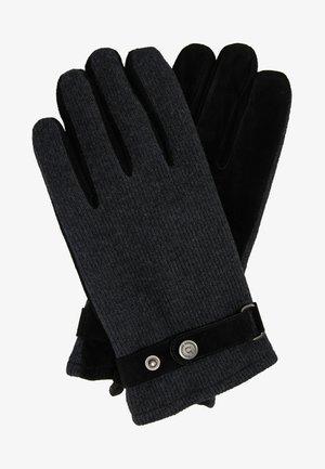 Gloves - grau/schwarz
