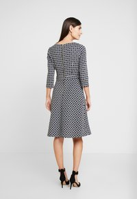 Esprit Collection - DRESS - Jerseykjole - black - 2