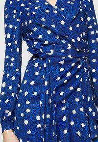 Diane von Furstenberg - CARLA TWO - Vapaa-ajan mekko - new navy - 6