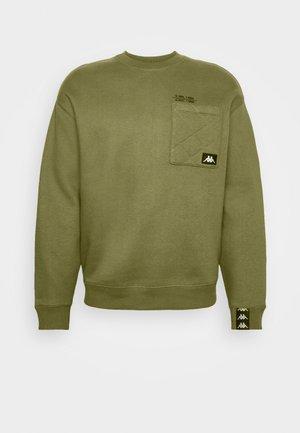 HETJE - Sweatshirt - winter moss