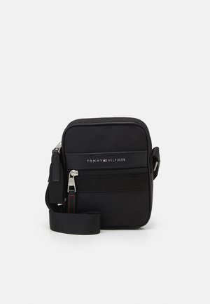 ELEVATED MINI REPORTER - Sac bandoulière - black