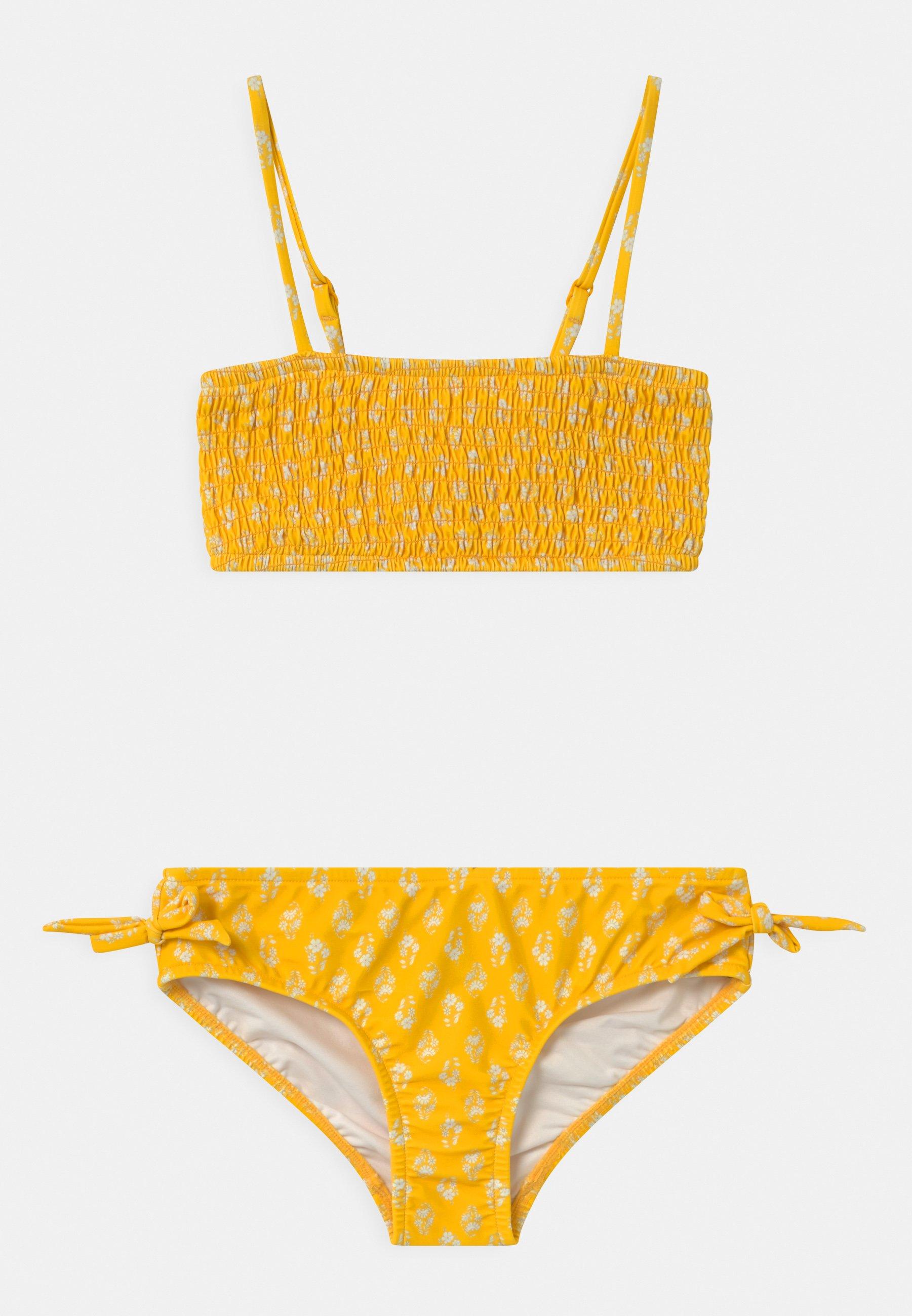 Niño GARDEN BOUQUET SHIRRED SET - Bikini