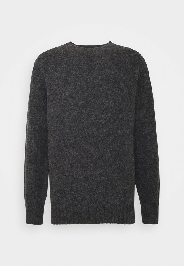 CREW - Pullover - charcoal
