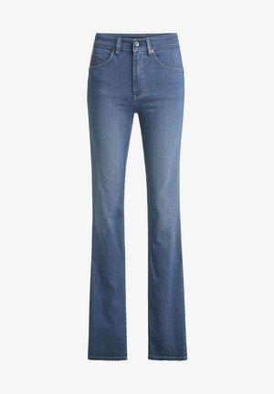Bootcut jeans - blau