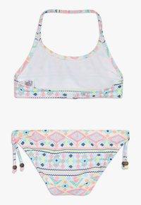 Sunuva - GIRLS HALTER SET - Bikini - white - 1