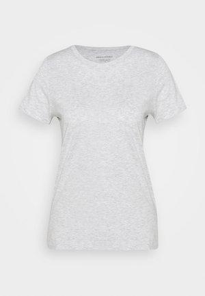 NEW SUPIMA CREW - Basic T-shirt - grey