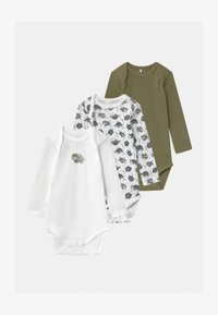 Name it - NBMBODY TURTLE 3 PACK UNISEX - Body - loden green - 0