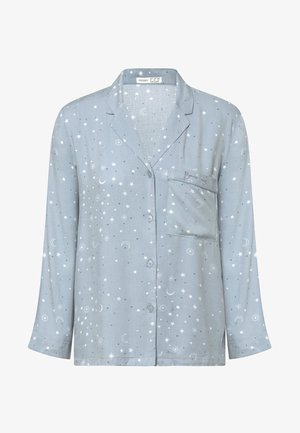 STAR SHIRT - Pyžamový top - light blue
