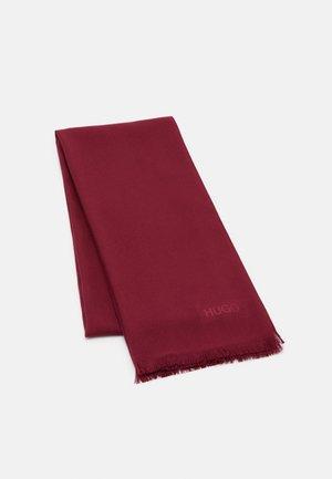 UNISEX - Scarf - dark red
