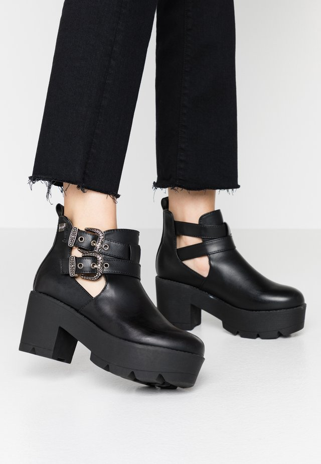 NAHIA - Ankle Boot - black