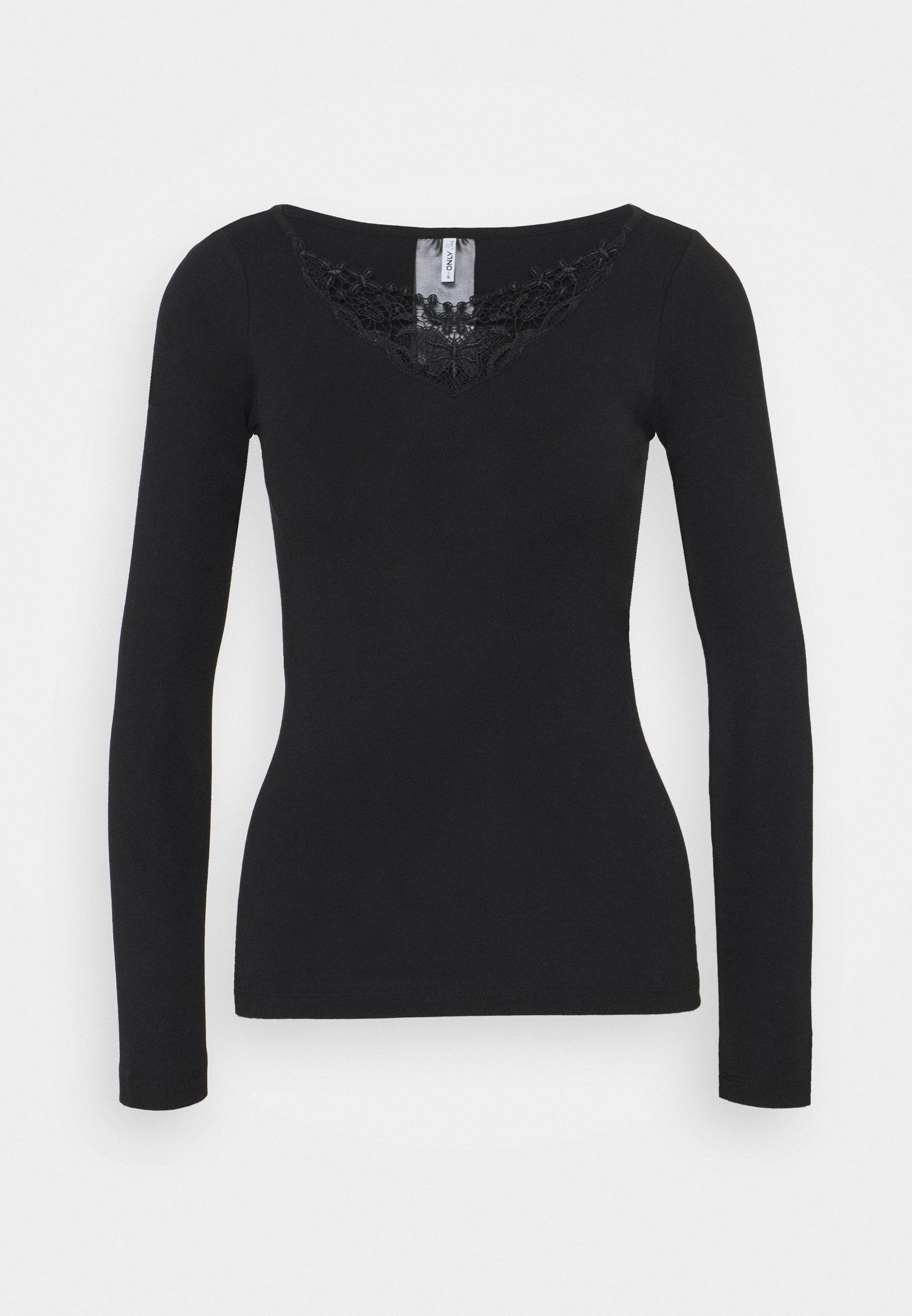 Donna ONLKIRA - Maglietta a manica lunga
