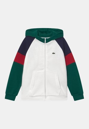 Mikina na zip - multi-coloured