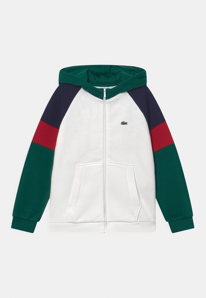 Lacoste - Mikina na zip - multi-coloured
