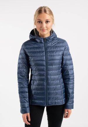 CLOE - Down jacket - bleu jeans