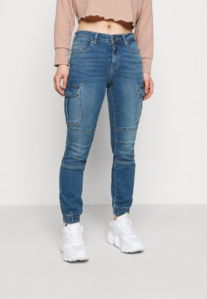 ONLMISSOURI LIFE - Jeans Skinny Fit - medium blue denim