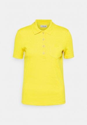 Polo shirt - pineapple/zabaglione