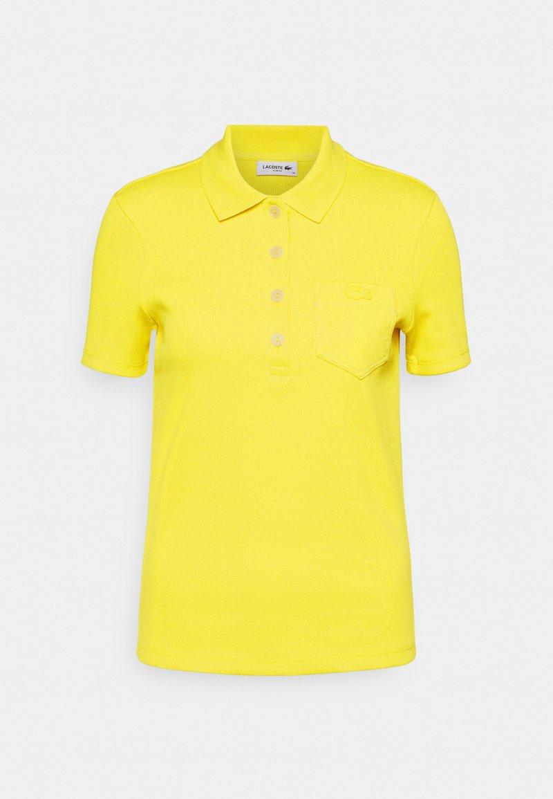 Lacoste - Polo shirt - pineapple/zabaglione