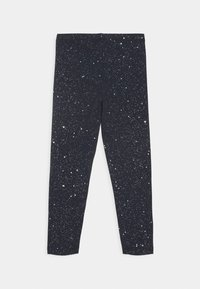 Cotton On - HUGGIE 2 PACK - Leggings - black/galactic sparkles - 1
