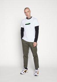 Diesel - DIEGO - T-shirt con stampa - white - 1