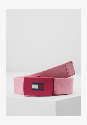 KIDS PLAQUE BELT  - Bælter - pink
