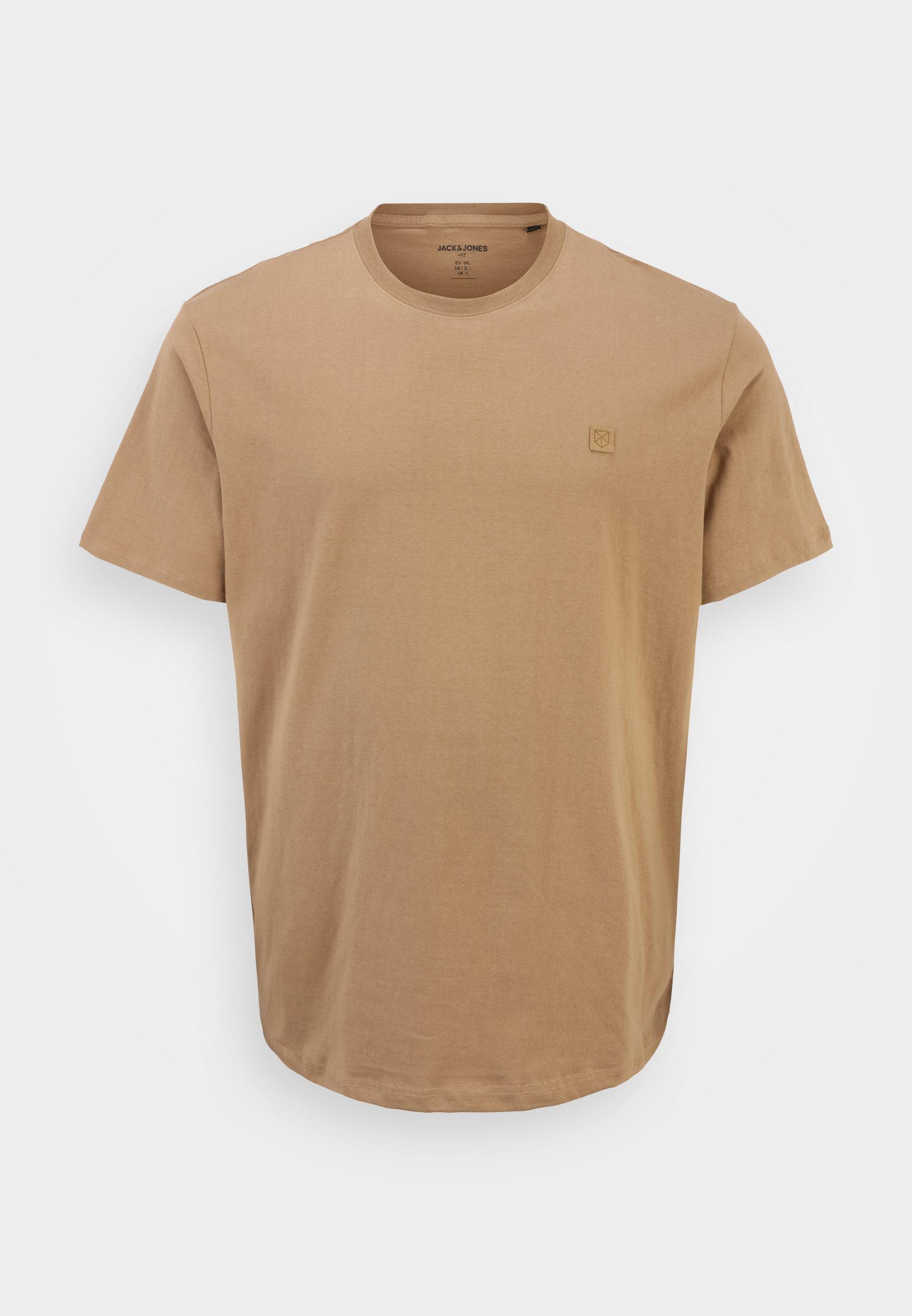 Hombre JPRBLASTUDIO TEE SOLID - Camiseta básica