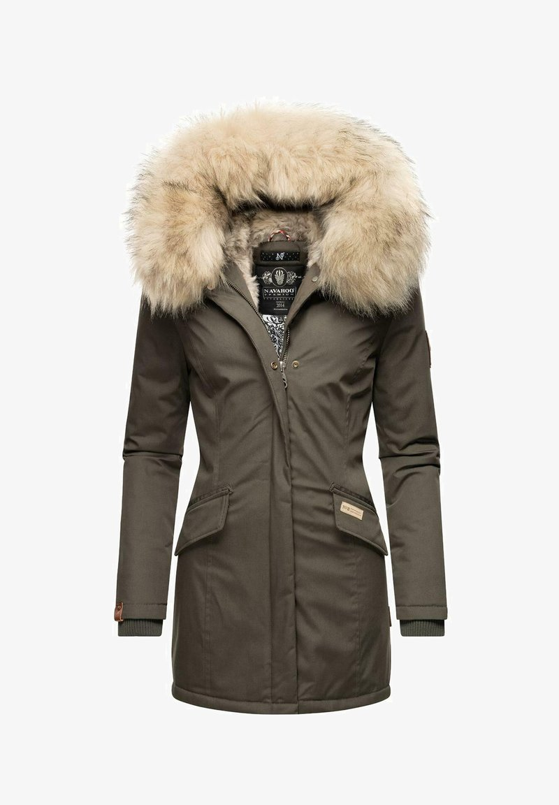 Navahoo - Winter coat - dark grey