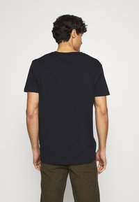GANT - ARCHIVE SHIELD - Print T-shirt - black - 2