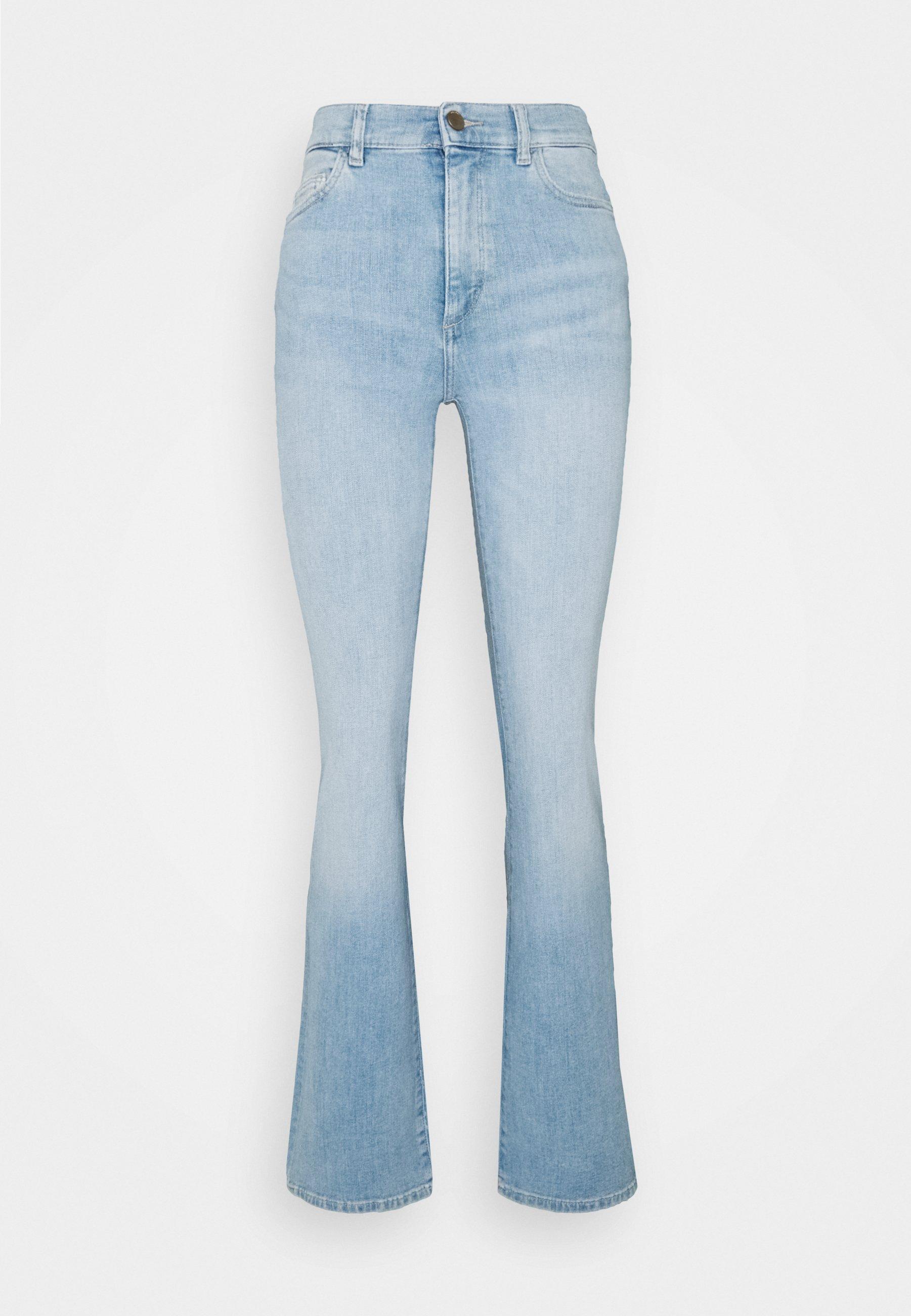 Women BRIDGET BOOT HIGH RISE INSTASCULPT - Bootcut jeans