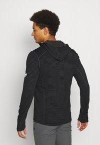 Mammut - ACONCAGUA - Zip-up hoodie - black - 2