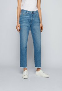BOSS - Flared Jeans - blue - 0