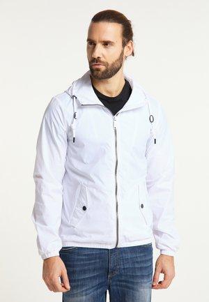 Summer jacket - weiss