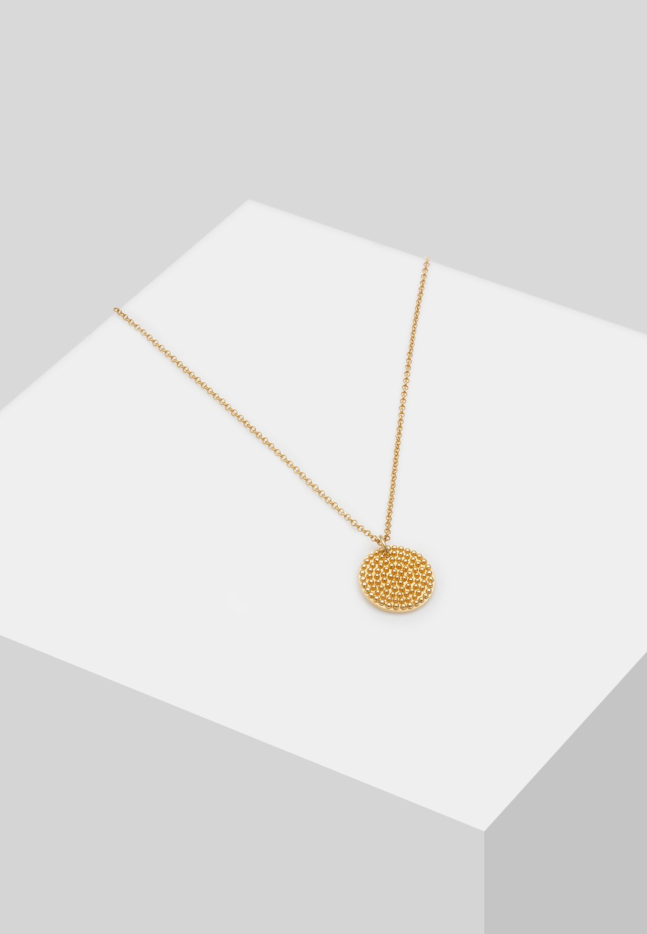 Femme PLATE TREND - Collier