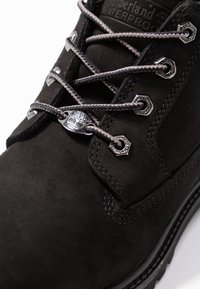 Timberland - NELLIE CHUKKA DOUBLE - Ankle Boot - black - 5