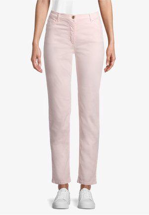 PERFECT BODY - Trousers - altrosa