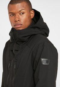 O'Neill - TEXTURE JACKET - Snowboard jacket - black out - 3