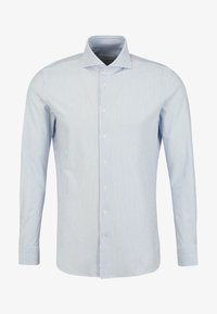 PROFUOMO - JAPANESE KNITTED - Shirt - blue - 5