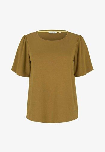 T-shirt basique - california umber
