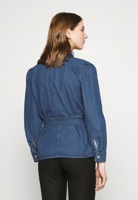 ONLY - ONLMELROSE JACKET YORK - Denim jacket - medium blue denim - 2