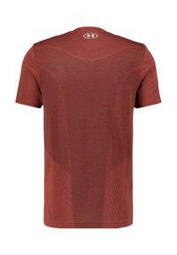 Under Armour - Basic T-shirt - cassis - 2