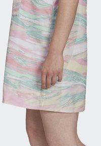 adidas Originals - Shirt dress - multicolor - 4