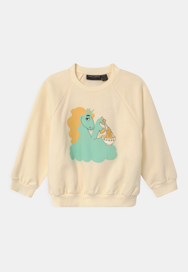 UNICORN NOODLES UNISEX - Sweater - offwhite