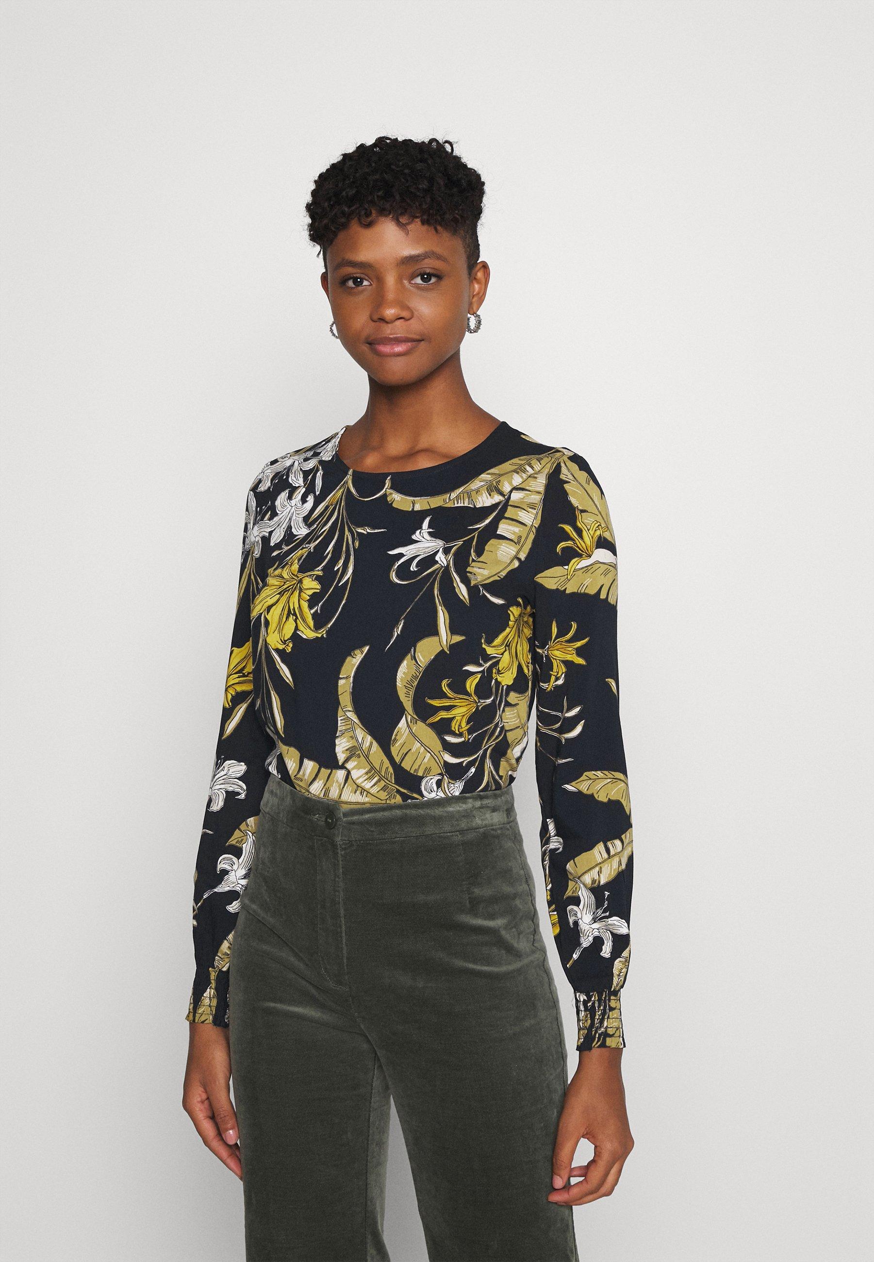 Women ONLPALM LIFE SMOCK - Long sleeved top