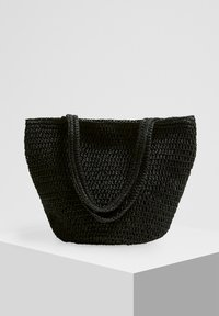 PULL&BEAR - Shopping bag - black - 0