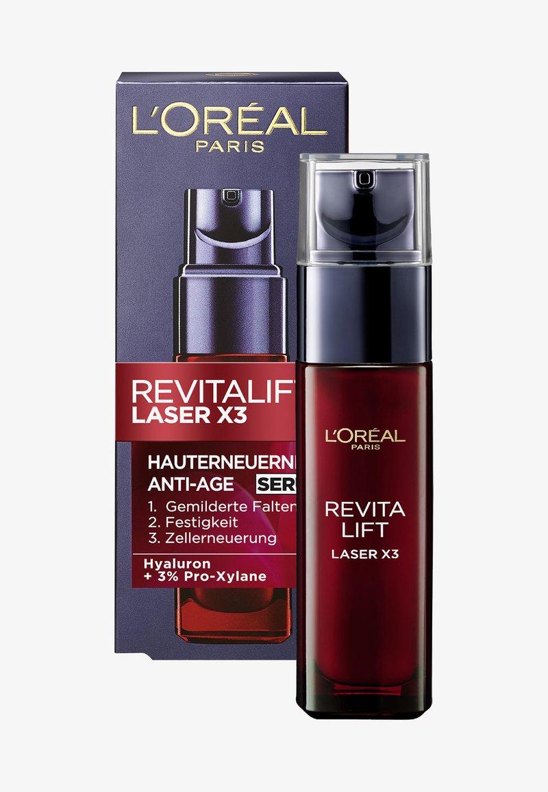L'Oréal Paris Skin - REVITALIFT LASER X3 SERUM 30ML - Serum - -