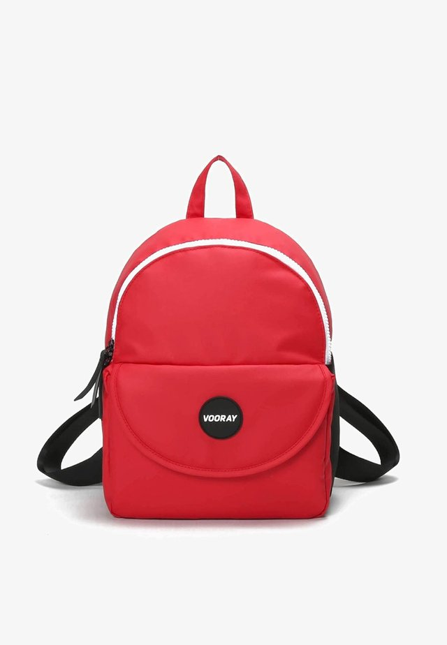Batoh - power red