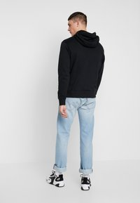 Nike Sportswear - Hoodie - black/white - 2