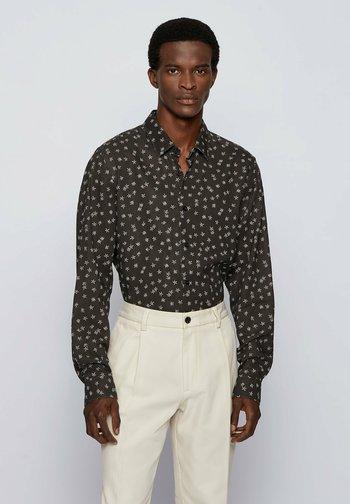 LUKAS - Shirt - black